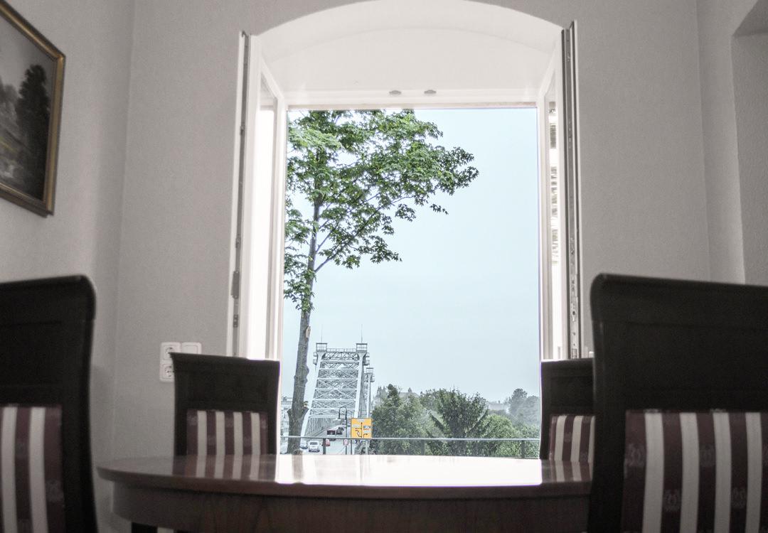 Das Esszimmer in Ihrer Ferienwohnung